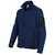 Strickfleecejacke 1876617-110 nachtblau Größe XS Outdoorjacke für...