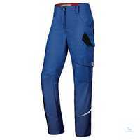 Arbeitshose für Damen BPlus 1981 570 13 Königsblau Größe 34N Schlanke...