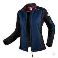 Funktionale Arbeitsjacke für Damen BPlus 1995 570 110 Nachtblau Größe XS...