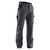 Arbeitshose IDENTiQ cotton Hose 2044 1314 9799 anthrazit-schwarz, Größe 102 2...