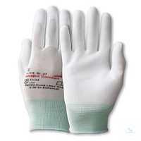 Camapur® Comfort 616 Größe 10 Polyurethan-beschichteter Handschuh für leichte...
