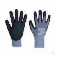 FlexMech® 663 Größe 6 Allgemeiner mechanischer Schutzhandschuh für das...