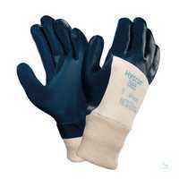 Hycron® teilbeschichtet Strickbund 27-600 Größe 8 Hohe Beständigkeit gegen...