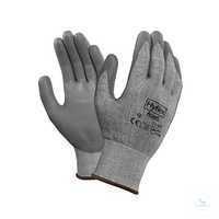 HyFlex® PU Polyurethan Dyneema® 11-627 Größe 6 Das Trägergewebe gewährleistet...