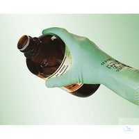 Lapren® 706 Größe 7 Mittelschwerer Chemikalienschutzhandschuh. Hohe...