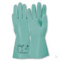 Tricotril® 736 Größe 8 Trikotierter Nitril-Handschuh, der einen fast...
