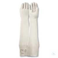 Combi-Latex 403 Größe 9 Schwere Naturlatex-Handschuhe für grobe Arbeiten mit...