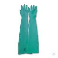 Camatril® 733 Größe 10 Hochwertiges Nitril schützt hervorragend vor einer...