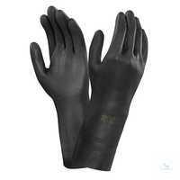 Neotop® 29-500 Größe 7 Leichter Chemikalienschutzhandschuh aus Neopren,...