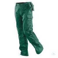 SPECIFiQ Hose 21583411 moosgrün, Größe 102 2 eingearbeitete Seitentaschen,...
