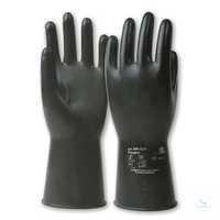 Vitoject® 890 Größe 8 Fluorkautschuk-Handschuh, hergestellt im...