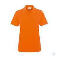 Women-Poloshirt Performance 216-27 Orange Größe XS Besonders...