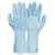 Dermatril® L 741 Größe 10 Nitril-Einmalhandschuh der Spitzenklasse. Durch die...