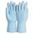 Dermatril® P 743 Größe 10 Der Handschuh verfügt durch seine Wandstärke über...