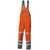 Latzhose 2211840-8553 warnorange Größe 44 N Stretchträger mit...