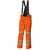Wetterschutzhose 2231881-85 warnorange Größe XS Abzippbarer hochgezogener...