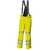 Wetterschutzhose 2231881-86 warngelb Größe XS Abzippbarer hochgezogener...