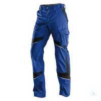 ACTIVIQ Hose 22505365 4699 kornblumenblau-schwarz Größe 102...