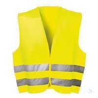 Warnweste HARALD 22685 gelb Warnweste in Universalgröße, Brustumfang ca. 130...