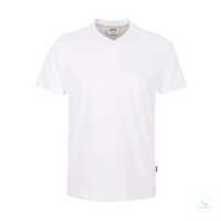 V-Shirt Classic 226 weiß Größe XS Klassisches T-Shirt mit V-Ausschnitt,...