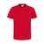 V-Shirt Classic 226-02 rot Größe XS Klassisches T-Shirt mit V-Ausschnitt,...