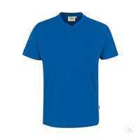 V-Shirt Classic 226 royalblau Größe XS Klassisches T-Shirt mit V-Ausschnitt,...