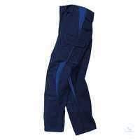 Hose 2346 3411 4846 dunkelblau-kornblumenblau Größe 102 2 eingearbeitete...