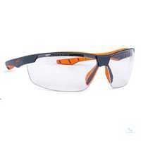 FLEXOR Plus grau-orange 9021 105 Die ultraleichte FLEXOR Plus ist biegsam wie...