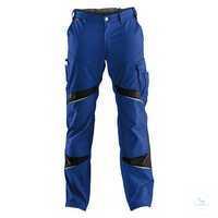 ACTIVIQ Hose 23505365 4699 kornblumenblau-schwarz Größe 102...