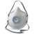 Einwegmaske 2365 VdGW 4 mit Rundumbebänderung Der FFP-Klassiker mit...