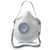Einwegmaske 2405 VdGW 10 mit Rundumbebänderung Der FFP-Klassiker mit...