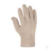 Baumwolltrikot-Handschuh 1580 Größe 8 Baumwolltrikot-Handschuh mit Schichtel,...