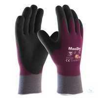 MaxiDry® ZERO™ 2580 Größe 7 Nahtlos gestrickte Schutzhandschuhe mit...