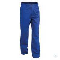 Schweißerschutz Hose 24318411-46 kornblumenblau Größe 102 Schweißerschutzhose...