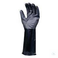 Best® Butyl II, 874R, Größe 7 Handspezifischer Schutzhandschuh zum Schutz...