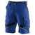 ACTIVIQ Shorts 24505365 4699 kornblumenblau-schwarz Größe 40...
