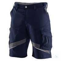 ACTIVIQ Shorts 24505365 4897 dunkelblau-anthrazit Größe 40 Kontrast-Elemente:...
