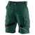 ACTIVIQ Shorts 24505365 6599 moosgrün-schwarz Größe 40 Kontrast-Elemente:...
