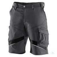 ACTIVIQ Shorts 24505365 9799 anthrazit-schwarz Größe 40 Kontrast-Elemente:...