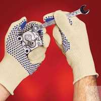 Tiger Paw® 76-301 Größe 10 Der Tiger Paw®, plattiert gestrickt aus Polyester...