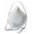 Einwegmaske 2480 VdGW 10 FFP2 D Bebänderung mit Clip Neben der ActivForm®,...