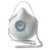 Einwegmaske 2485 VdGW 10 FFP2 D Bebänderung mit Clip Neben der ActivForm®,...