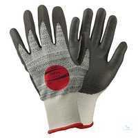 HyFlex® 11-425 (ex Puretough™ P5000) Größe 6 Höchste Schnittschutzstufe 5...
