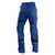ACTIVIQ Hose 25505365 4699 kornblumenblau-schwarz Größe 34 Kontrast-Elemente:...
