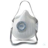Staubmaske FFP3 NR D 2555 01 Die DuraMesh®-Außenstruktur gewährleistet...