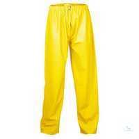 Bundhose HOOKSIEL 26656 gelb Größe S Nähte geschweißt und doppelt versiegelt,...