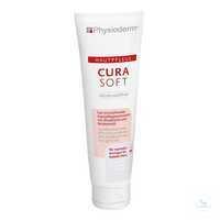 Hautpflege CURA SOFT 13659002 100 ml Tube Hautpflegende Creme Typ O/W mit...