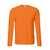 Longsleeve Performance 279-27 Orange Größe XS Besonders strapazierfähiges...