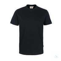 Classic T-Shirt schwarz, Größe XS Klassisches T-Shirt mit rundem...