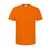Classic T-Shirt orange Größe XS Klassisches T-Shirt mit rundem...